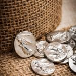 Pocket Angel Coins for Funerals or Memorials