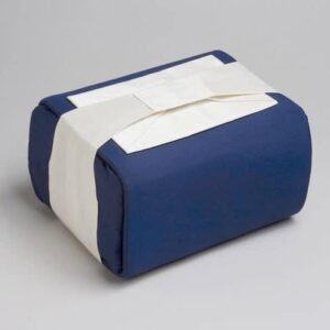 Dark Blue Ceremonial Wrap Urn