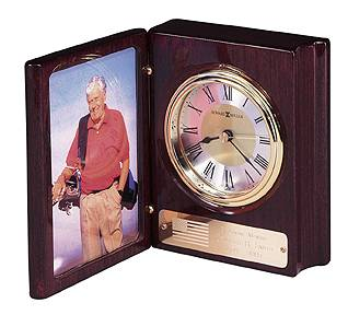 Desktop Clock and Keepsake