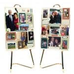 Memory Board Photo Collage Kit for a Memorial, Funeral or Life Celebration