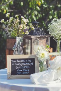 Memory Table Chalk Board