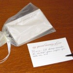 Memory Card Set for Funerals. Share Memory Cards Doves and Butterfly Share Memory Cards