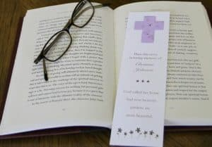Give each Classmate a Plantable Bookmark, Forget-Me-Not Flowers will Grow in their Memory
