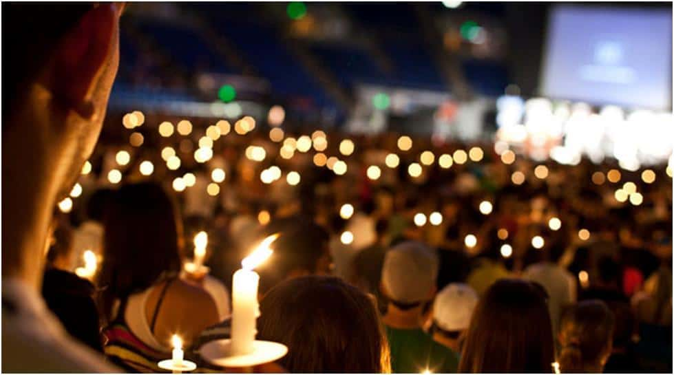 Awesome Have A Candle Lighting Ceremony Pictures