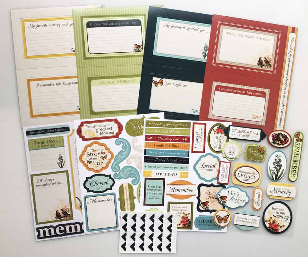 Memorial Boards Kit Create A Memorial Photo Collage For